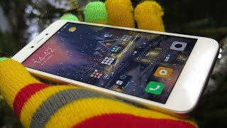 Обзор Xiaomi Redmi 5A, убийцы несчастных бюджетников