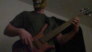 Between The Buried And Me - Prequel To The Sequel (bass cover)