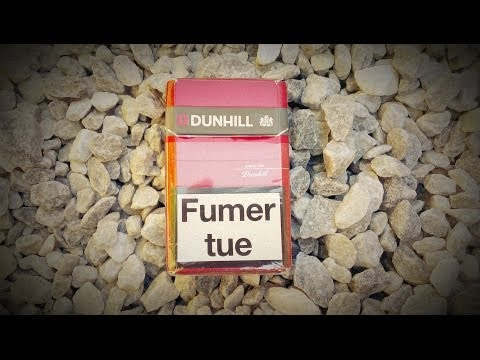 Cigarettes Dunhill price in Spain for Dunhill