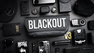 Blackout EDC V3 (Everyday Carry) - What's In My Pockets Ep. 28