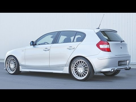 #347. Hamann BMW 1 Series E87 (Концепт и тюнинг)