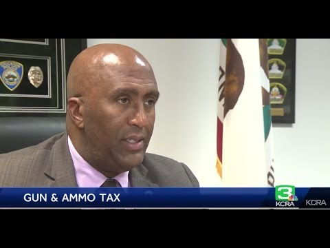 Calif Proposes NEW TAX on Guns & Ammo, TAX CUT for Pot Users & Growers