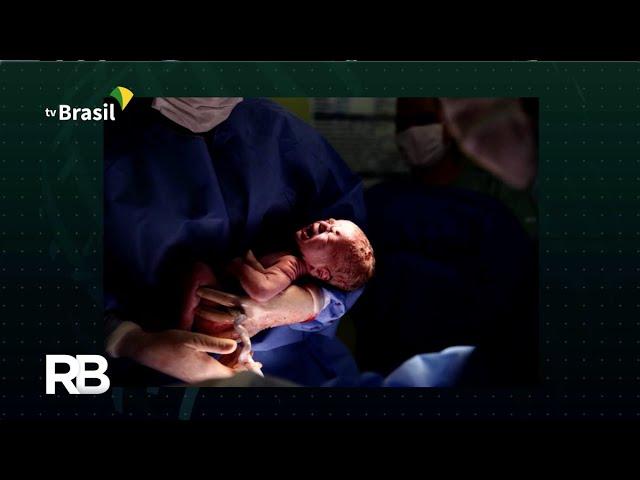 Dra Manoela Porto na TV Brasil: ANS lança campanha que incentiva o parto natural