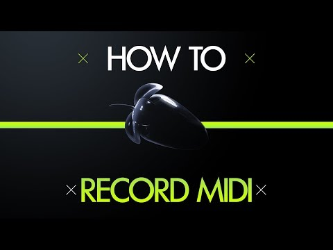 How to Record your MIDI Keyboard in FL Studio