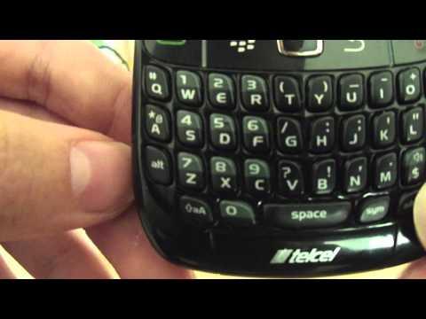 Como Reiniciar Un BlackBerry