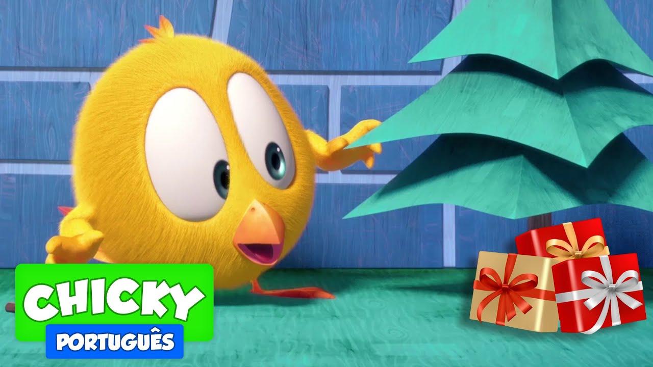 Onde está Chicky? 2020 | CHICKY ESTÀ ESTRAGADO | Desenhos Animados Infantil