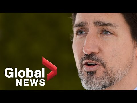 Coronavirus outbreak: Trudeau planning to reconvene Parliament to approve wage subsidy   LIVE
