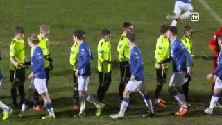 Highlights: Everton U21s 2-2* Brighton & Hove Albion U21s