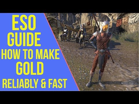 eso money making 2020 xbox