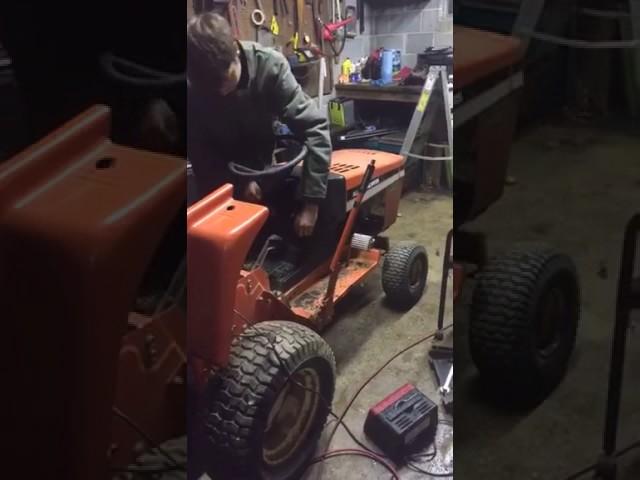Allis Chalmers T 816 Lawn Tractor Allis Chalmers Lawn