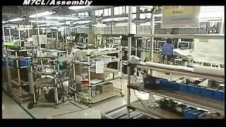 Procedimento na Fabrica da Yamaha Musical
