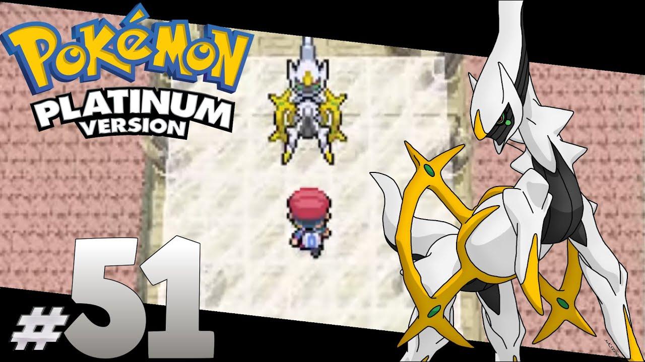 Pokemon: Platinum - Tam Çözüm#51 : Arceus