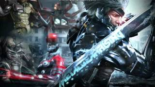 Metal Gear Rising Revengeance last boss background music (It Has to be this way) By gioll