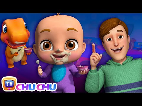 Johny Johny Yes Papa Family Song for Babies | ChuChu TV Nursery Rhymes & Songs For Children - วันที่ 22 May 2018