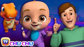 Video Johny Johny Yes Papa Family Song for Babies | ChuChu TV Nursery Rhymes & Songs For Children download MP3, 3GP, MP4, WEBM, AVI, FLV Juni 2018