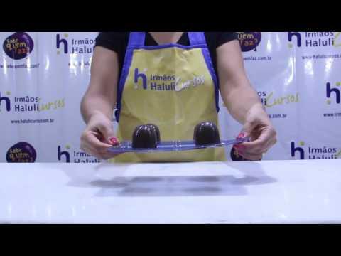 Como usar - Formas BWB para chocolate