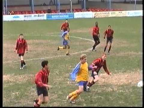 Barking Colts vs Roading Vally 2001 Cup Final