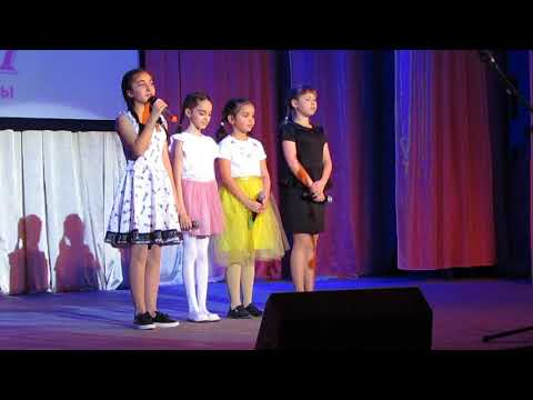 Стихи на армянском языке прочитали воспитанники Центра