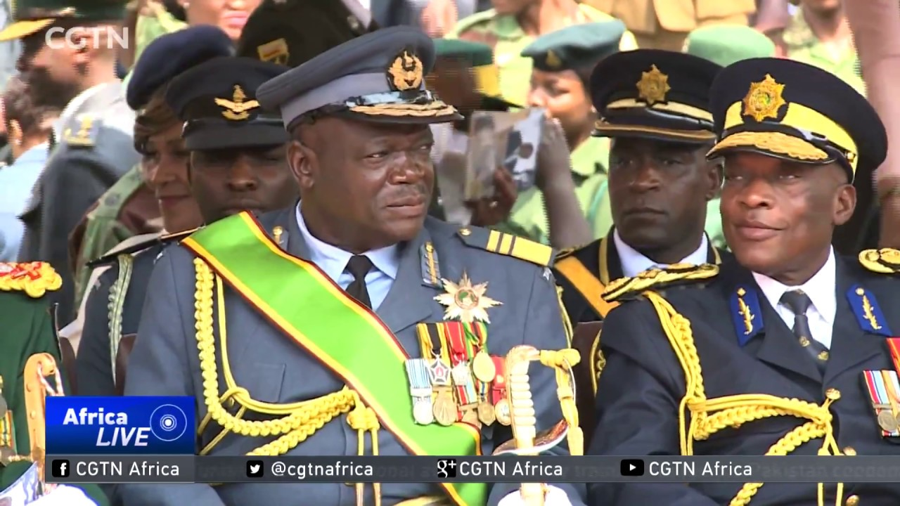 Mnangagwa introduces 6 new faces to his government