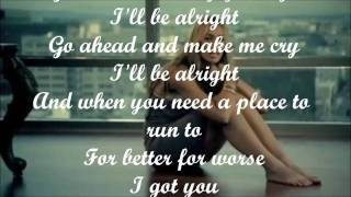 Leona Lewis - I Got You Lyrics Video