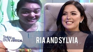TWBA: Sylvia Answers 5 In 45 For Ria