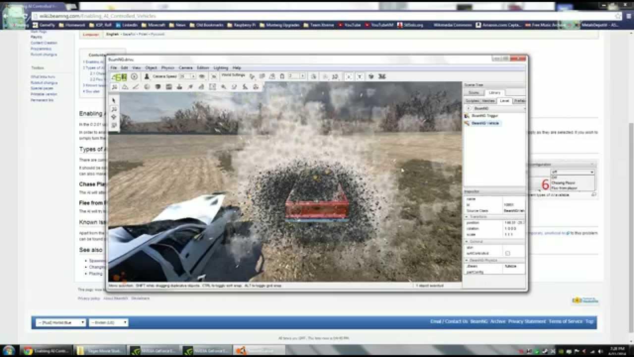BeamNG - Car Crash Simulation Game - Stunts, Jumps, Crashes - Part 4 ...