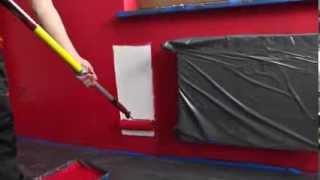 видео Какая краска для потолков и стен лучше?