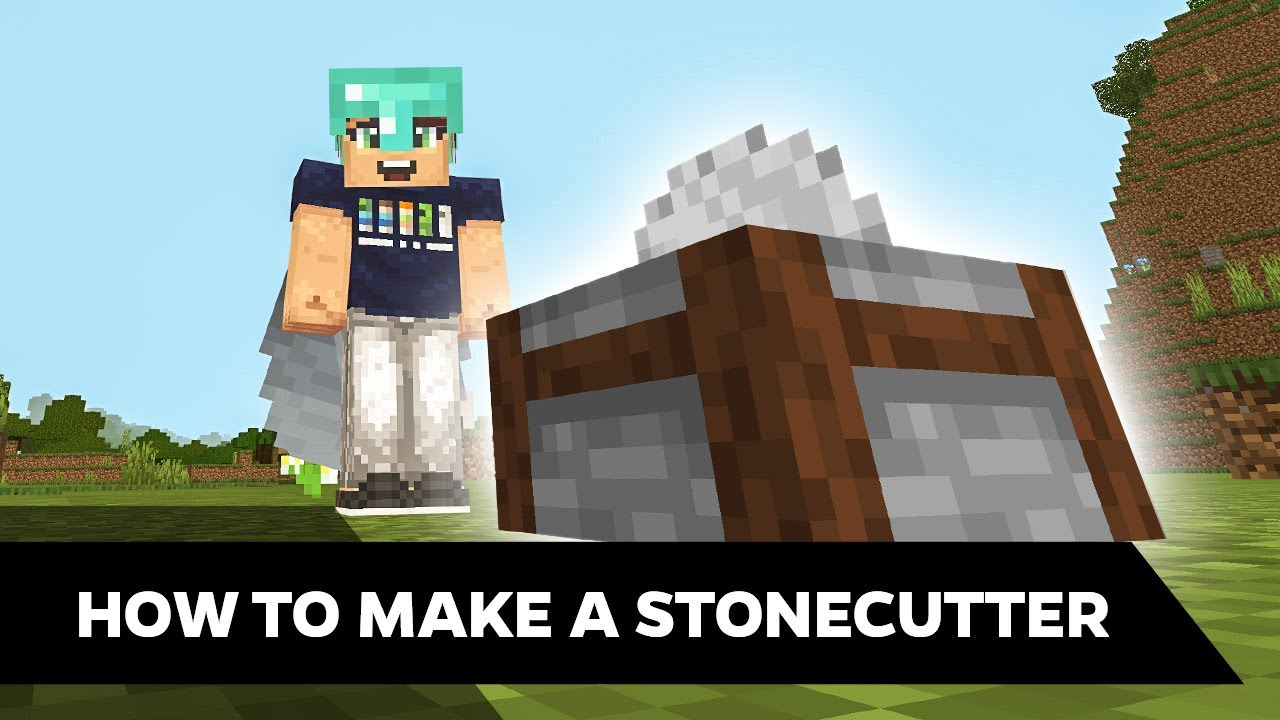 How to Make Stonecutter in Minecraft Step-by-Step Guide - Malone Post