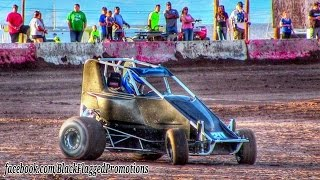 Canyon Speedway Park Mini-Sprint Feature