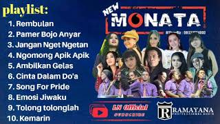 [30.66 MB] Rembulan - New MONATA Full Album Terbaru