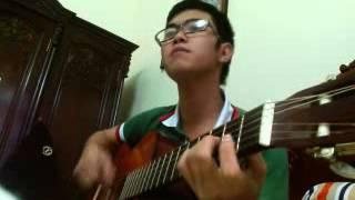Thưởng em đâu sếp - Trung Acoustic ( Học bổng e đâu ) ^^