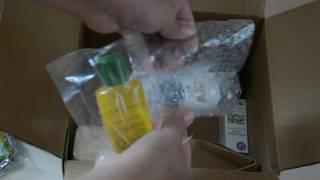 розпакування 4-й посилки з сайту iherb