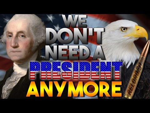 We Don't Need A President Anymore (Reloaded)