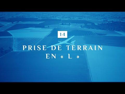 14 | 1 - PRISE DE TERRAIN EN « L »