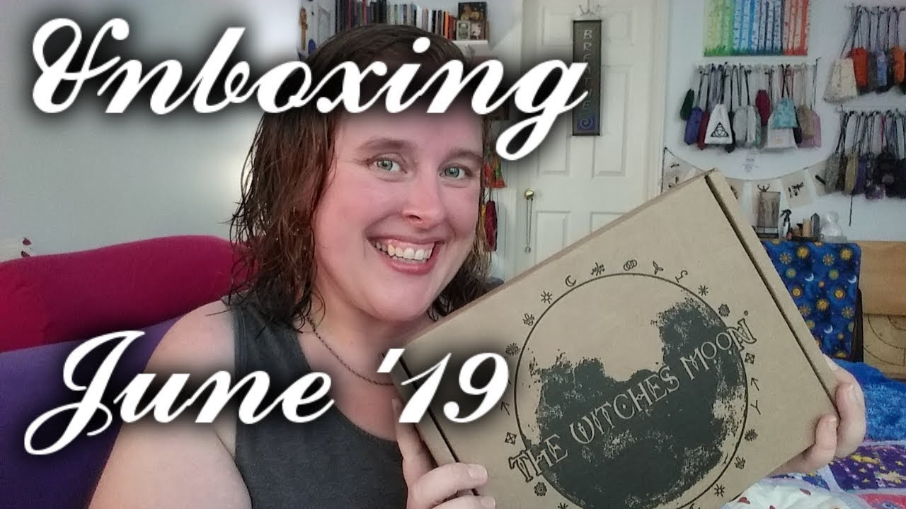 Download Unboxing The Witches Moon - June 2019