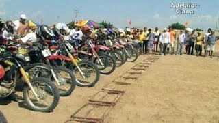 5º Motocross de Remanso Ba na Prainha Parte 2 - Remanso Bahia Brasil