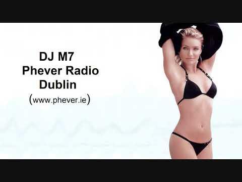 DJ M7 Live set Phever Radio Dublin 28 01 2018