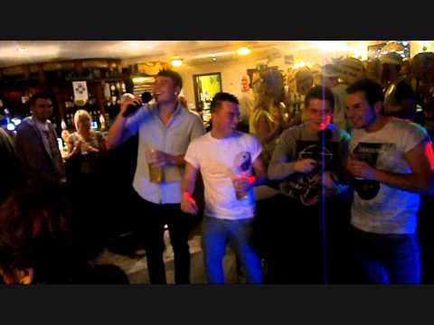 Fast Food Rockers - Karaoke boys - 3horseshoesleeds