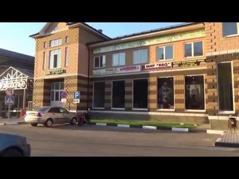 Катаемся по городу Обнинск