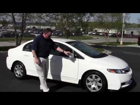 Used 2010 Honda Civic LX Sedan for sale at Honda Cars of Bellevue...an Omaha Honda Dealer!