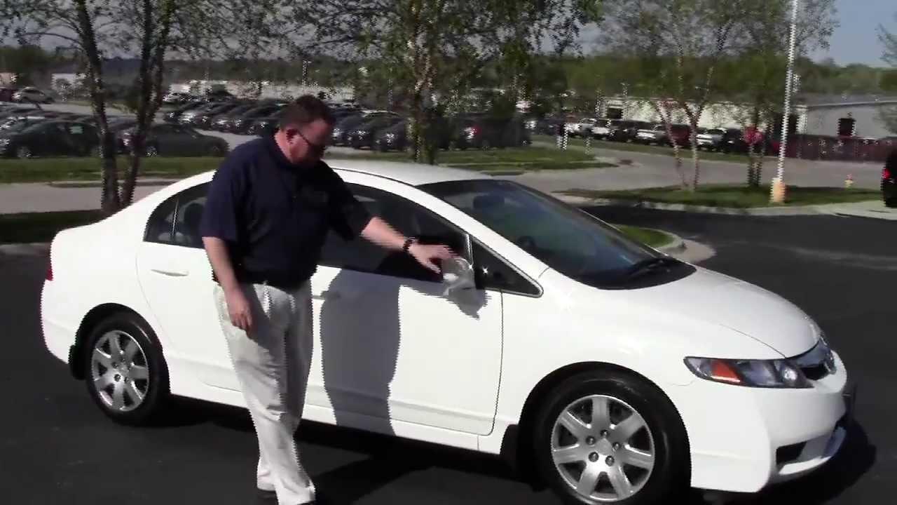 Honda Dealers Omaha >> Used 2010 Honda Civic Lx Sedan For Sale At Honda Cars Of Bellevue