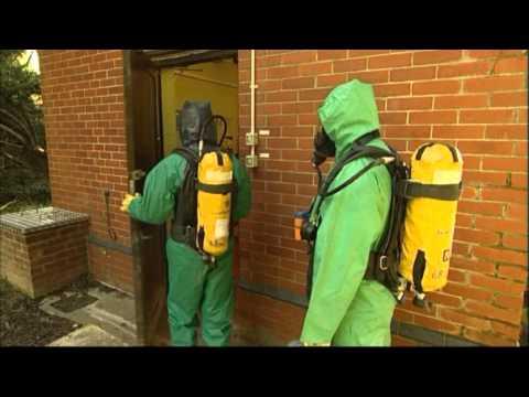 Chlorine Gas Chemical Leak Safety Dvd