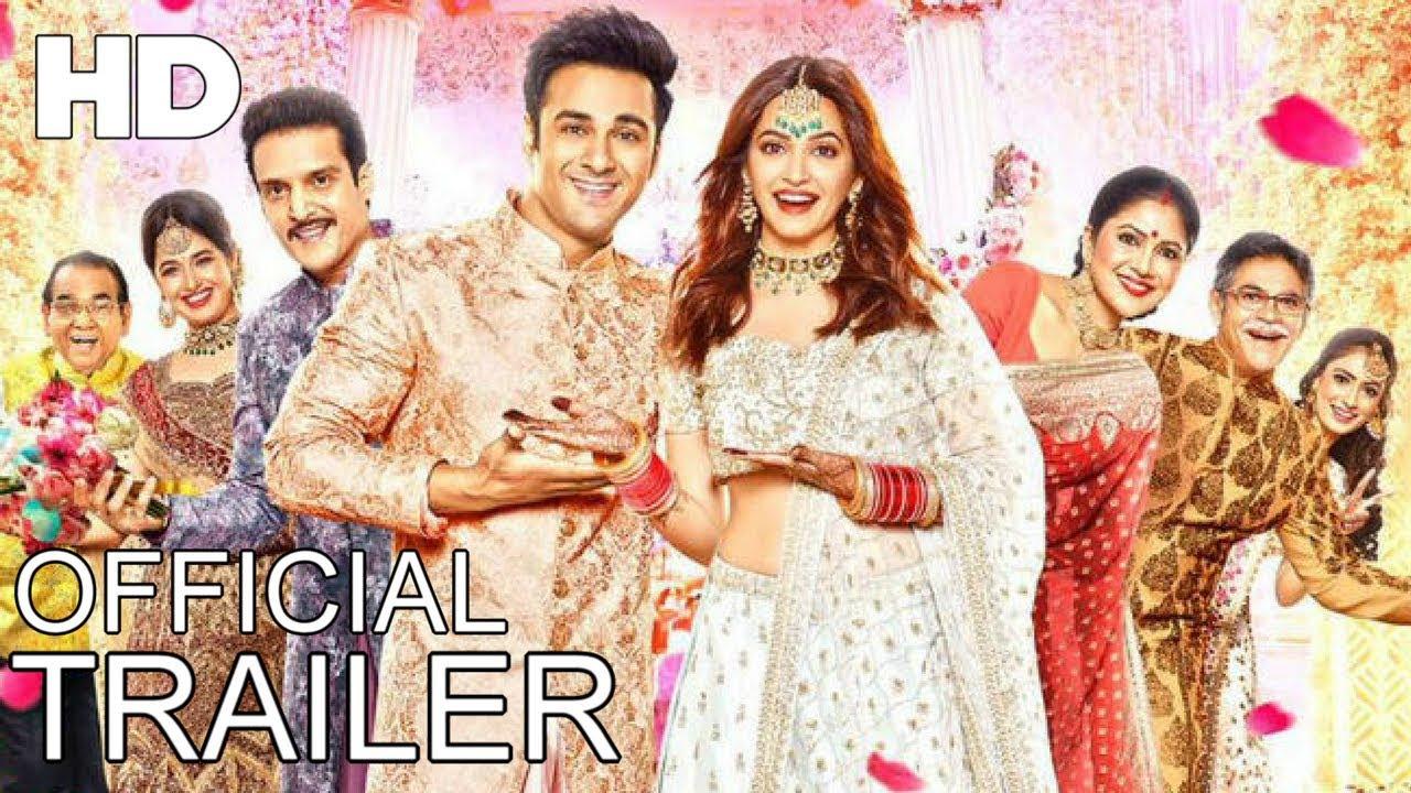 Veerey Ki Wedding  Official Trailer  Pulkit Samrat  Kriti Kharbanda   Jimmy Shergill  9