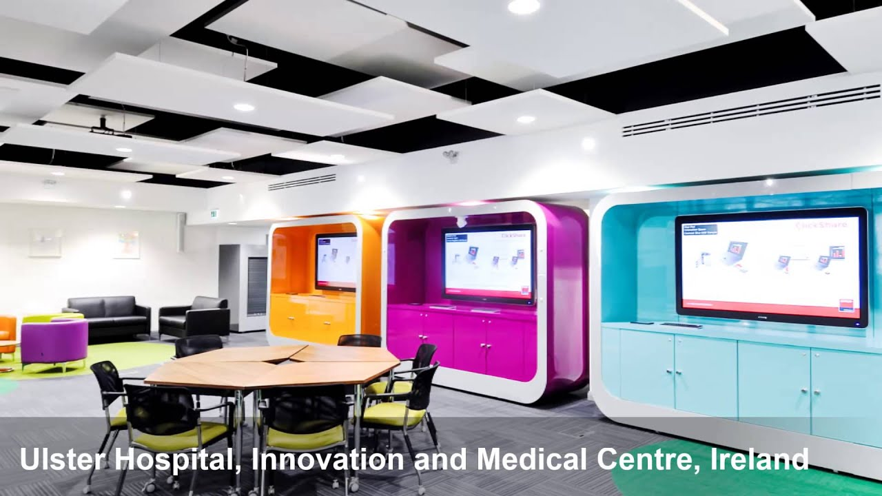 Ecophon Solo Rectangle Ulster Hospital Innovation And