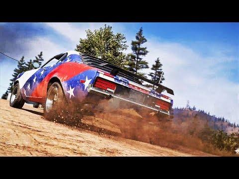 Far Cry 5 - Bill of Rights Trailer (2018) PS4/XboxOne/PC