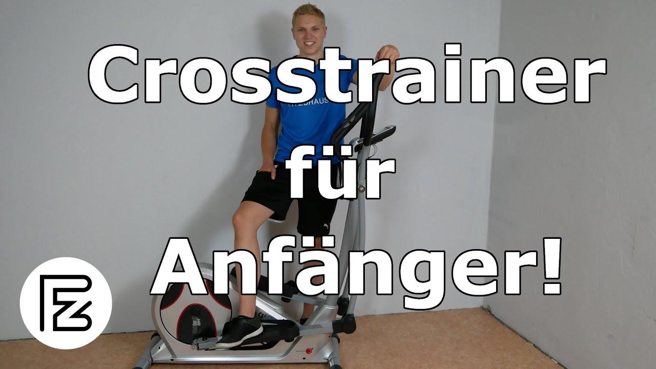 Christopeit Crosstrainer CS5 Test - Crosstrainer für ...