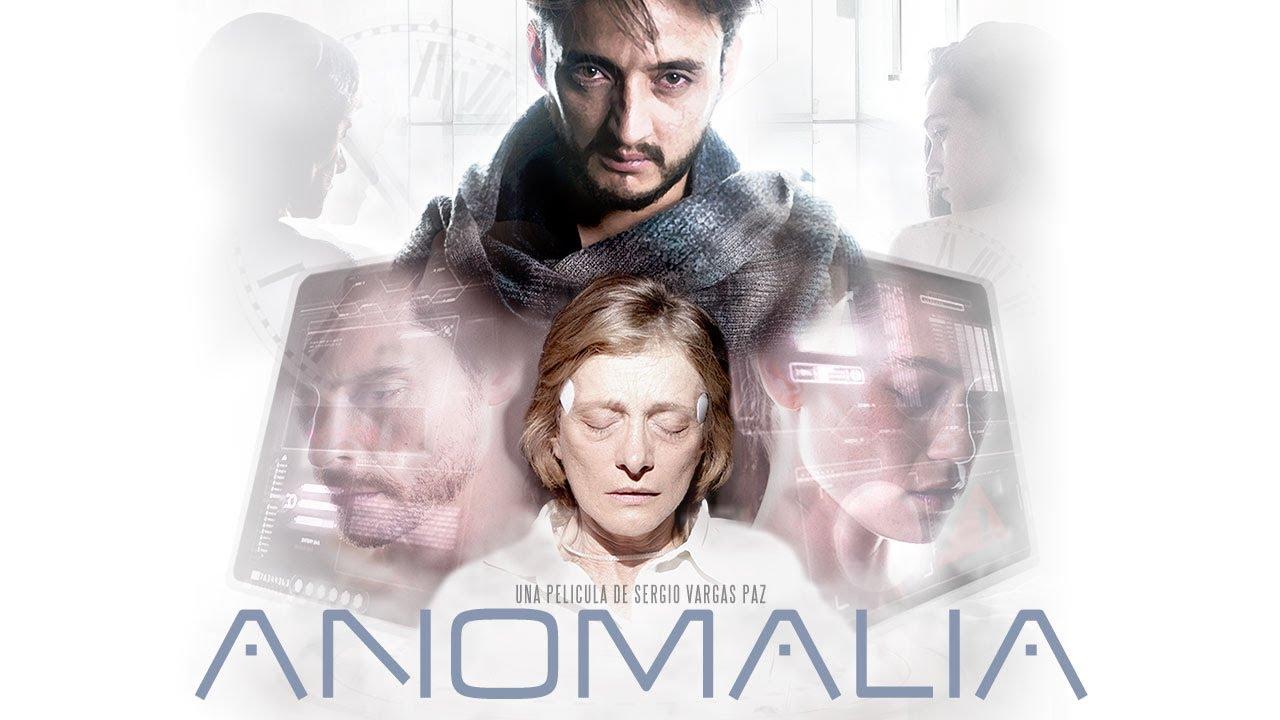 Anomalia - Trailer Oficial
