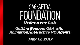 Getting Repped: Q&A with Animation/Interactive VO Agents, Cynthia McLean & Brooke Barnett
