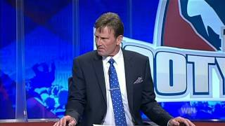 Jarryd Roughead on the AFL Footy Show 30 May 2013