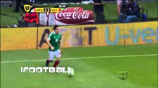 Mexico vs Guyana -  (HD) - Guyana vs Mexico - Eliminatorias Brasil 2014